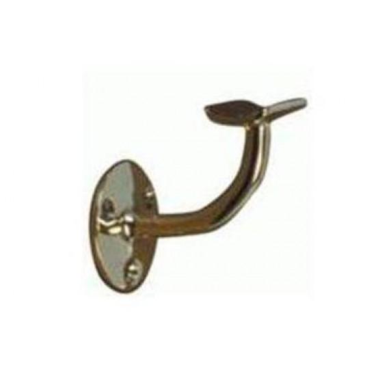 111 Brass Handrail Bracket
