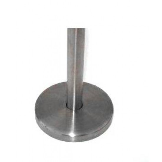 Stanchion 50mm high with Cover Plate