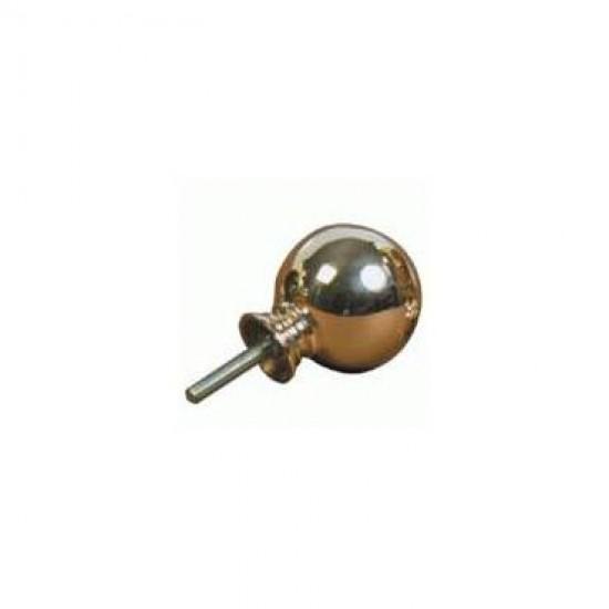 720 Brass Ball End Fitting