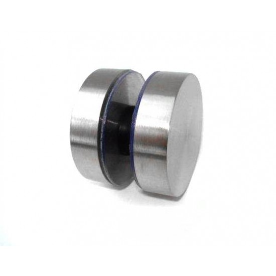 Glass Button Set 40 - 316 stainless steel